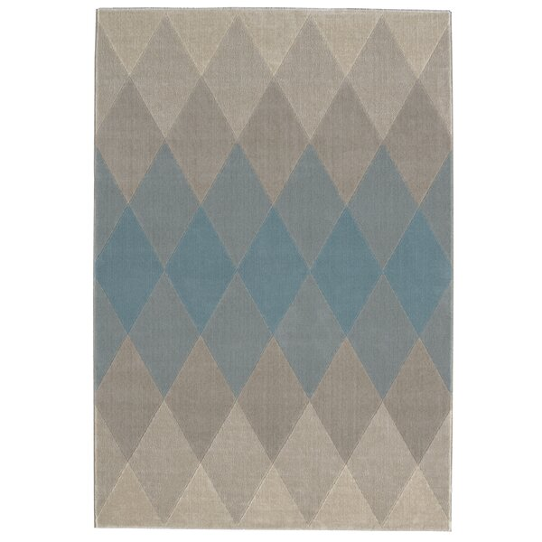 Cullinan Blue Area Rug by George Oliver