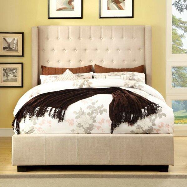 Mckenna Upholstered Platform Bed by Alcott Hill
