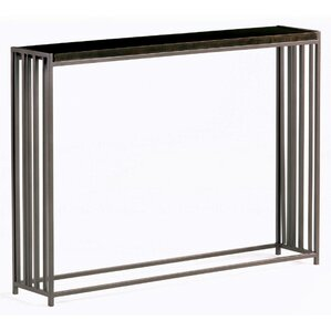 Woodbury Modern Console Table in Java by George Oliver