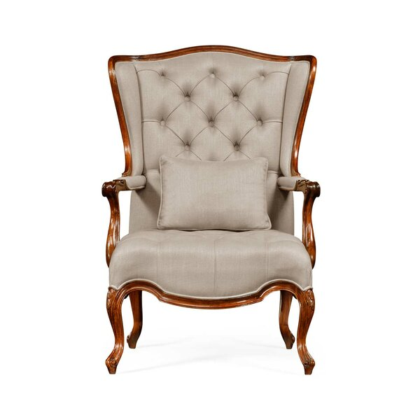 Windsor Wingback Chair By Jonathan Charles Fine Furniture