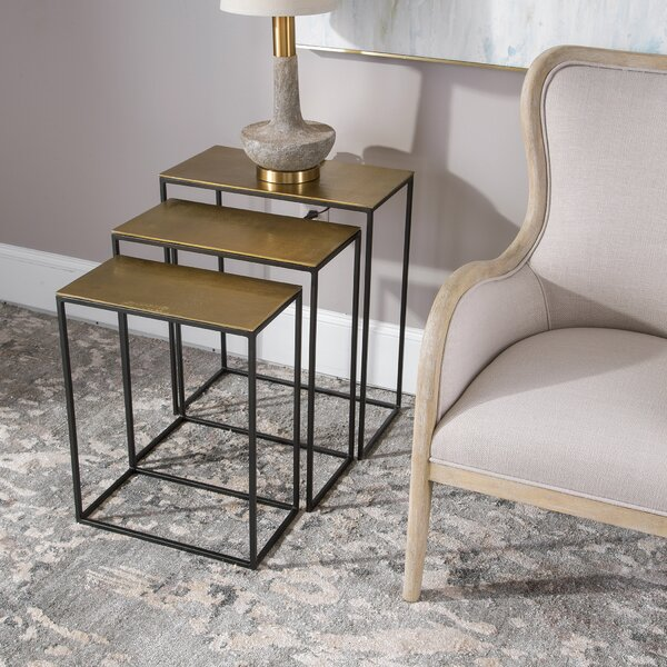 Carr 3 Piece Nesting Tables by Williston Forge