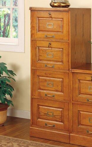 Wildon Home ® Paulina 4-Drawer File Cabinet & Reviews | Wayfair