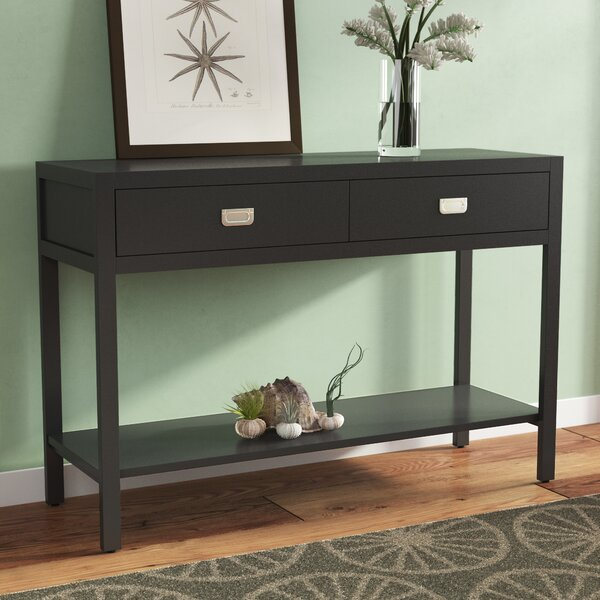 Antonina Console Table by Beachcrest Home Beachcrest Home