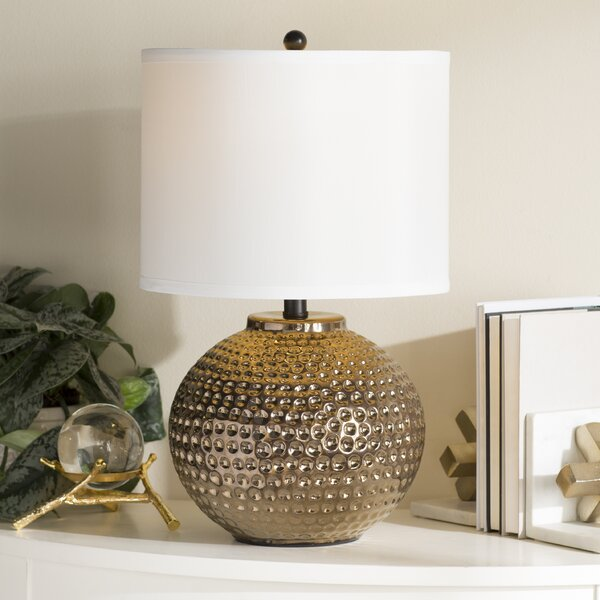 22.25 Table Lamp by Mercury Row
