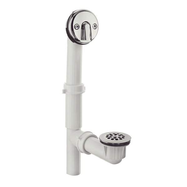 Bath Waste  Trip Lever Tub Drain by Danco