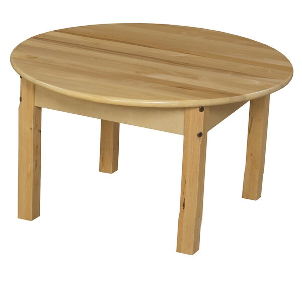30 Round Activity Table by Wood Designs