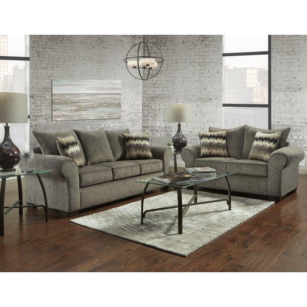 Zhenya 2 Piece Living Room Set by Red Barrel Studio