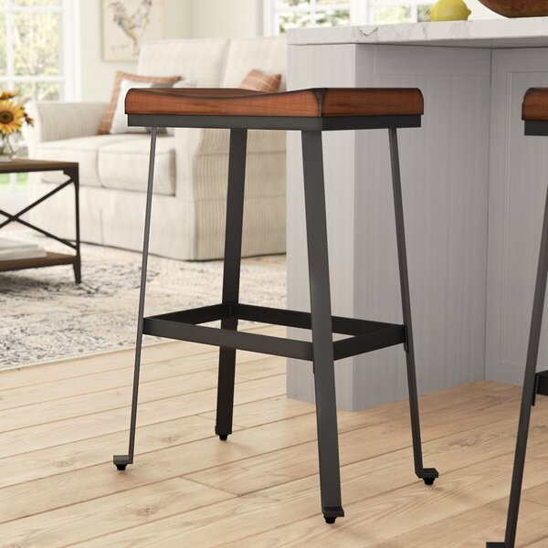 Casarina 30 Bar Stool by Gracie Oaks