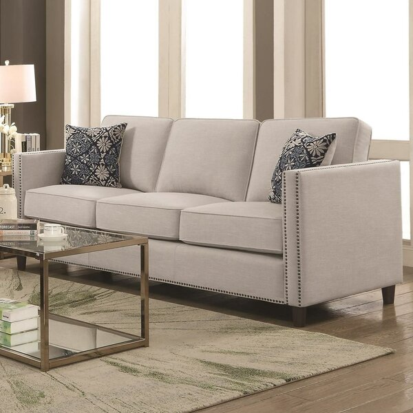 In Vogue Berube Transitional Sofa by Charlton Home by Charlton Home