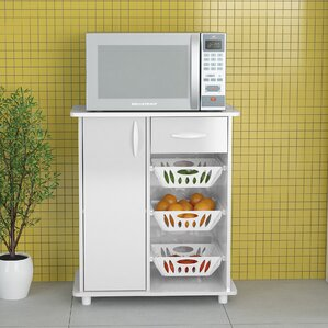 Bayuga Compact Kitchen Pantry by Winston Porter