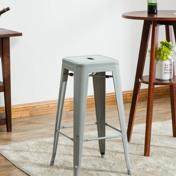Clara 30 Indoor/Outdoor Patio Bar Stool by Trent Austin Design