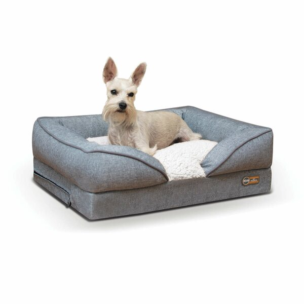 Pet Products Pillow-Top Orthopedic Pet Bolster by K&H Manufacturing