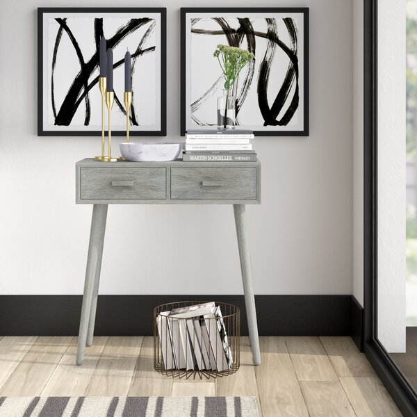 Mercury Row Console Tables With Storage