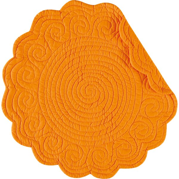Sunshine Placemat (Set of 6) by C&F Home
