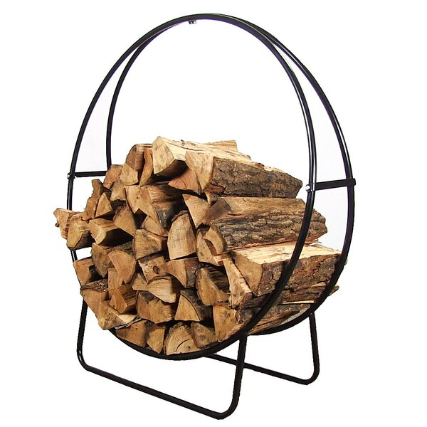 Steel Firewood Log Rack by Wildon Home ®