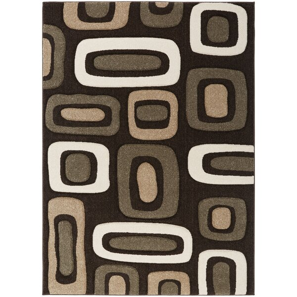 Sumatra Stacks Area Rug by Home Dynamix