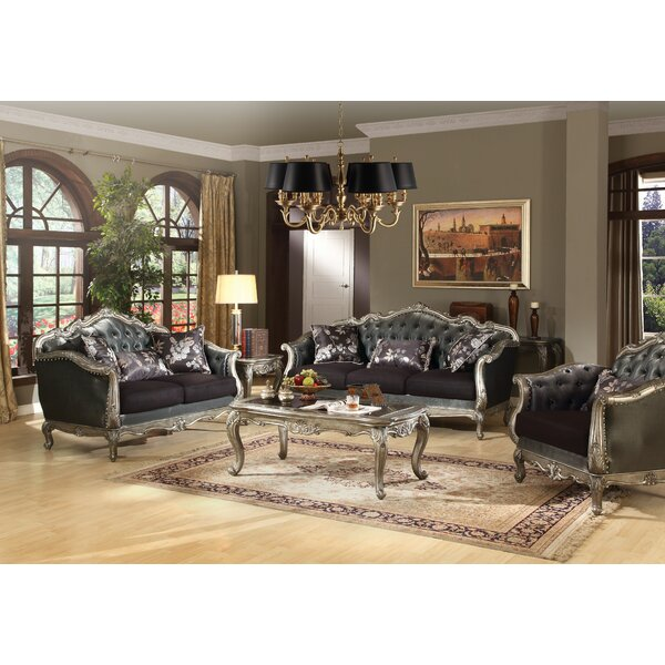 Insider Guide Trecartin Configurable Living Room Set by Astoria Grand by Astoria Grand