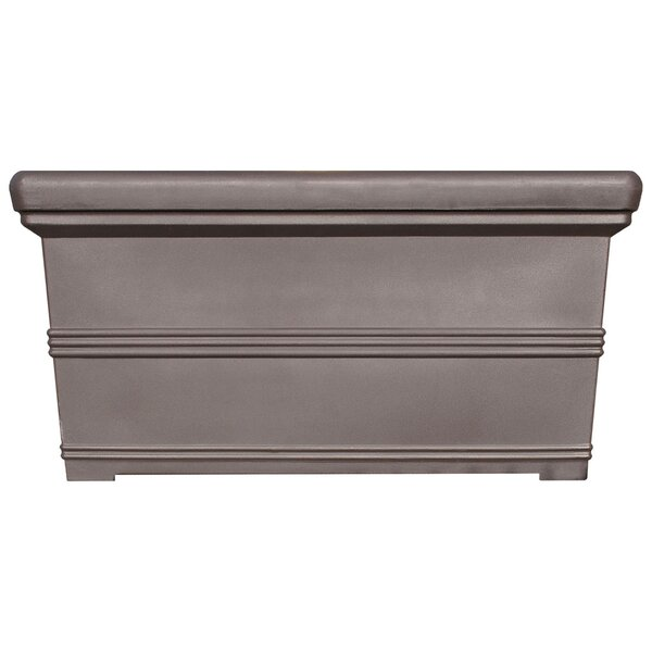Plastic Planter Box by Tusco Products