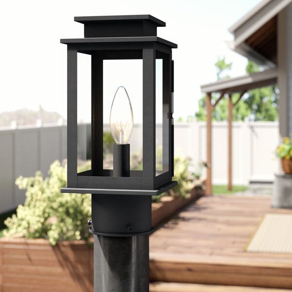 Emma Outdoor 1-Light Lantern Head by Laurel Foundry Modern Farmhouse