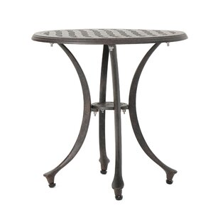 Kastner Outdoor Metal Side Table