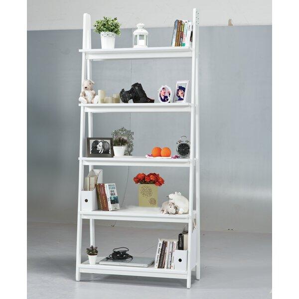 Eben Ladder Bookcase by Latitude Run