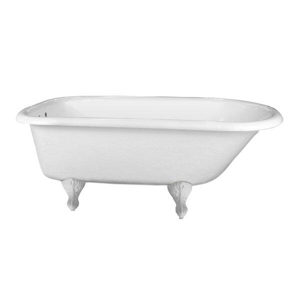 60 x 30 Freestanding Soaking Bathtub by Cahaba Classics
