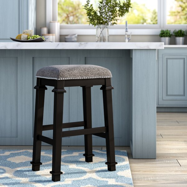 Rentchler 31 Traditional Bar Stool by Alcott Hill