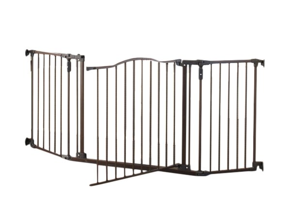 Deluxe Decore Safety Gate by North States