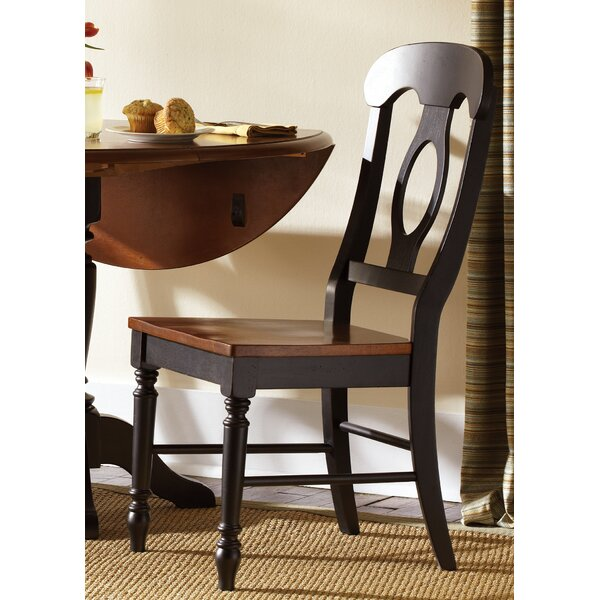 Perna Dining Chair (Set of 2) by August Grove