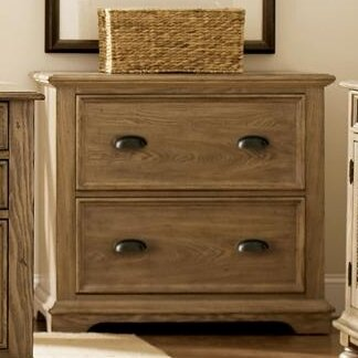 Quevillon 2-Drawer File Cabinet by Lark Manor