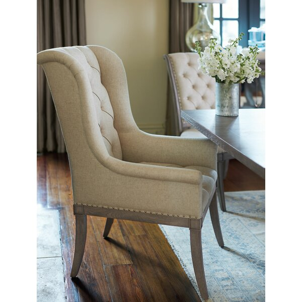 Marquesa Upholstered Dining Chair by Bernhardt