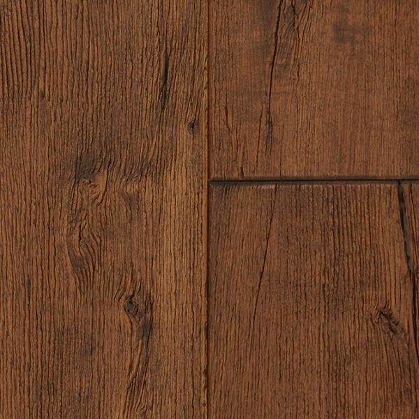 Los Olas 11-1/4 Engineered Oak Hardwood Flooring in Umber by Albero Valley
