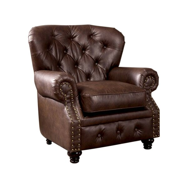 Felipe Chesterfield Chair by Darby Home Co