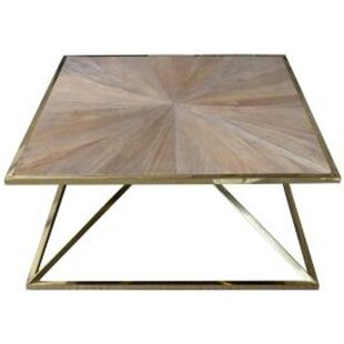 Deloris Coffee Table Ital Art Design