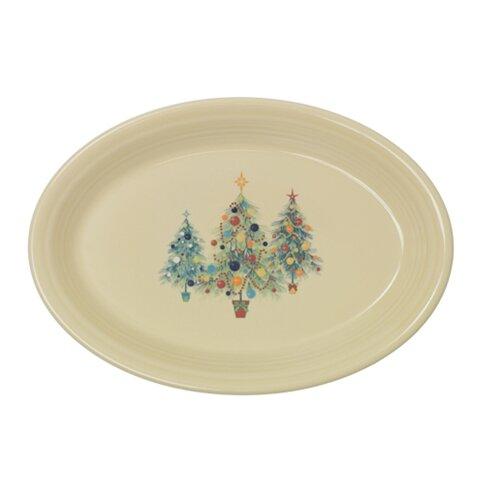 Christmas Tree Platter By Fiesta.