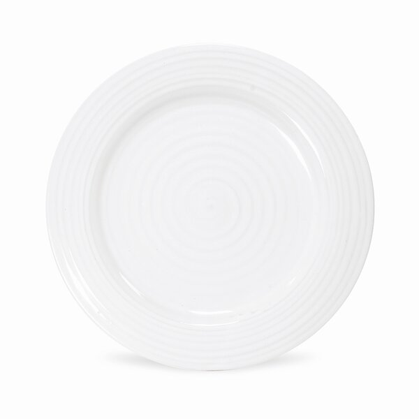 Sophie Conran White Dinner Plate (Set of 4) by Portmeirion
