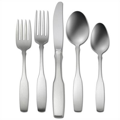 Paul Revere 5 Piece Flatware Set, Service for 1 by Oneida