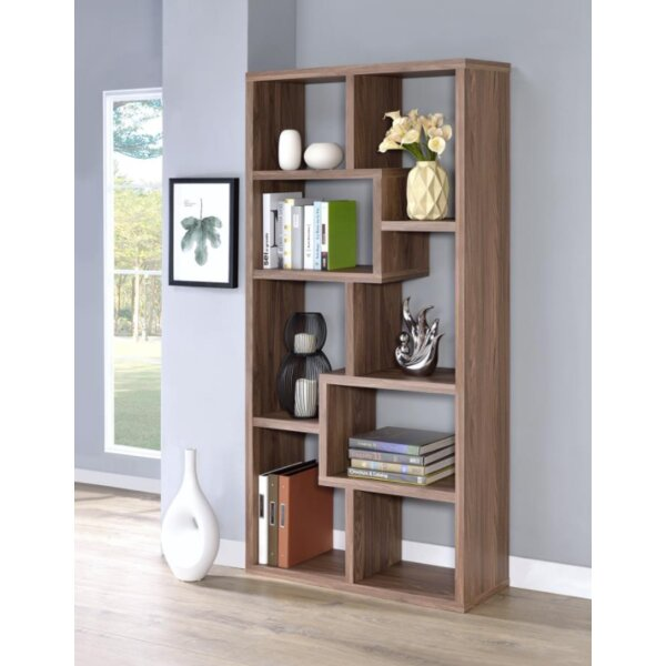 Harkless Bookcase by Wrought Studio