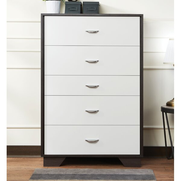 Bulverde 5 Drawers Chest by Ivy Bronx