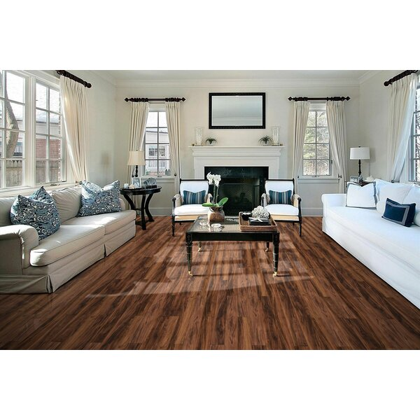 Dalton Ridge 5 x 51 x 8mm Laminate Flooring in Cumberland Plum by American Concepts