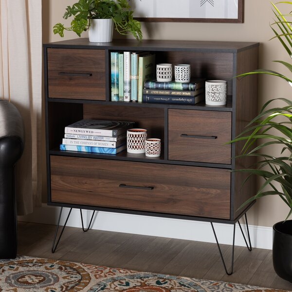 Review Labady Barrister Bookcase