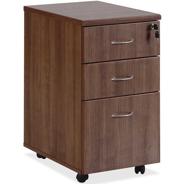 Essentials 3-Drawer Vertical Filing Cabinet by Lorell