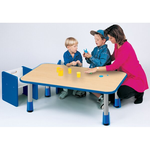 Rectangular Activity Table by TotMate