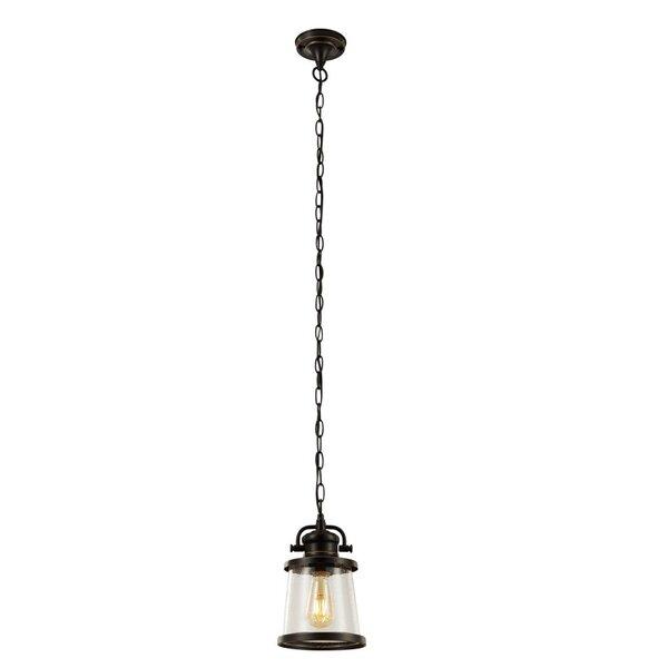 1-Light Outdoor Hanging Lantern by Birch Lane™