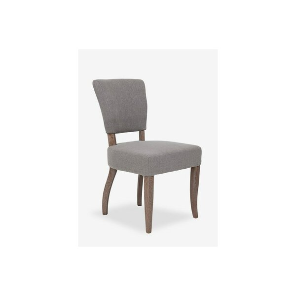 Cronk Upholstered Dining Chair (Set of 2) by One Allium Way