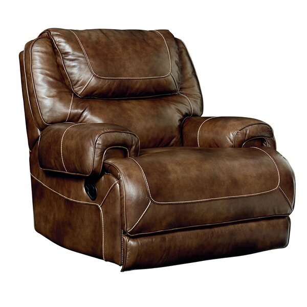 Applewood Power Rocker Recliner [Red Barrel Studio]