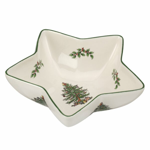 Star Dip Bowl by Spode
