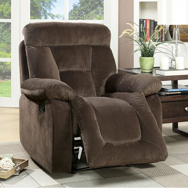 Vancel Transitional Recliner by Red Barrel Studio
