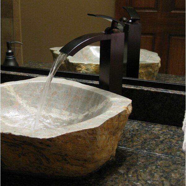 Royal Stone Vessel Bathroom Sink by Novatto