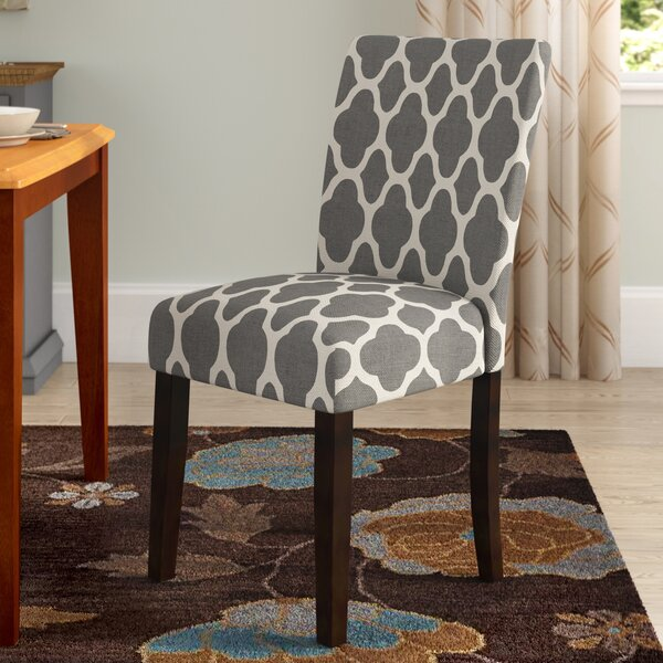 Conde Parsons Chair (Set of 2) by Red Barrel Studio